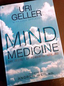 Uri Geller - Mind Medicine
